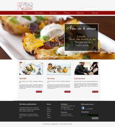 #webdesign #web #restaurant #belgium