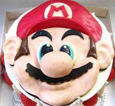 マリオ 3D・立体ケーキ #cake #birthday #誕生日ケーキ #バースデーケーキ
