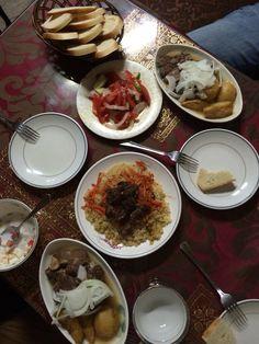 Oh my beloved Uzbek dishes!