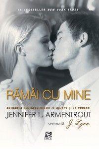 Rămâi cu mine - J.Lynn (Jennifer L. Stay With Me, Minions, New York Times, Fails, Books To Read, Ebooks, Spirituality, Reading, Movie Posters