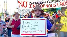 SIGN THE PETITION TODAY:http://bit.ly/2AEtdM5 The Puyallup Tribe of Puget Sound in the state of Washington is fighting an 8 million gallon liquified fracked gas facility that has been plagued with the usualcriminal, exclusive tactics common in these fossil fuel industry colonization (and en...