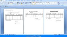 Administrasi Kepala Sekolah SD Download Lengkap Format Doc