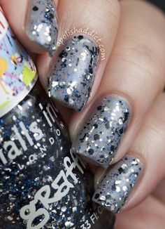 Nails Inc-Portobello Place over Pop Beauty-Foggy