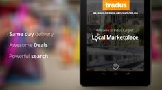 Install Tradus #AndroidApp for #Opera browser today to buy your favorite products, shop online on mobile & get best deals - all from top sellers nearest to you.http://apps.opera.com/en_in/tradus_online_shopping.html