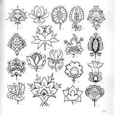 4000 motifs de fleurs et plantes - seniavol - Picasa-verkkoalbumit