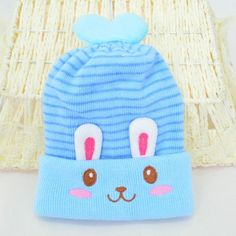 Winter Baby Hat Lovely Handmade Knitted Crochet Caps For Children Multicolor Infant Toddler Children's Clothes And Accessories