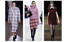 Tendance Tartan http://www.vogue.fr/mode/inspirations/diaporama/les-20-tendances-mode-de-l-automne-hiver-2013-2014-mohair-carreaux-marine-cuir-camouflage-croco-tailoring-ecru-rose-fourrures-tweed/12203/image/736014#tartan-stella-mccartney-celine-et-saint-laurent