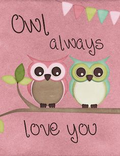 Owl always love you :)