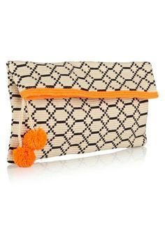 뜨개와수다의 만남   BAND Crochet Pouch, Crochet Purses, Knit Crochet, Crochet Bags, Tapestry Bag, Tapestry Crochet, Clutch Pattern, Backpack Pattern, Best Leather Wallet