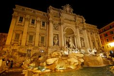 Fontana di Trevi (Been there, done that!)