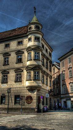 Steyr, Austria | Flickr - Photo Sharing! Steyr, Innsbruck, Salzburg, The Places Youll Go, Places To Visit, Carinthia, Austria Travel, Hdr Photography, Central Europe