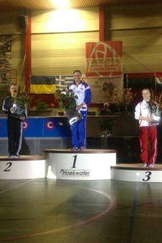 Rea Lenders heeft met 52,055 punten goud gewonnen bij de FlowerCup in Aalsmeer. Namens #Avyna van harte gefeliciteerd