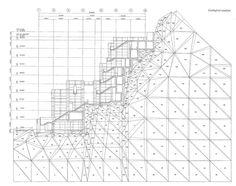 Tadao Ando - Rokkosan Residence Drawings 02.gif | Flickr - Photo Sharing!