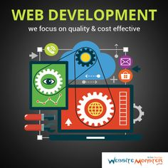 To create a website requires extreme care and intense research, along with knowledge about the latest market trends and major influence quotients. As a premier website development company in India, Website Monster provides a plethora of services for its customer.