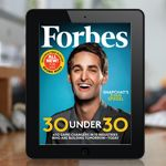 Forbes' 30 under 30 social entrepreneurs.