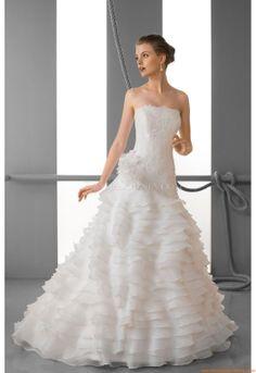 Wedding Dresses Alma Novia 163 Fortuna 2013