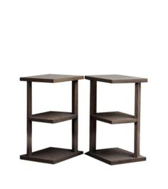 """Buy Hartwell Table - Side Tables - Tables - Furniture - Dering Hall - Huniford Co; 16""""L x 12""""D x 24-1/2""""H"""