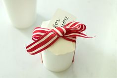 Cupcake container from paper cup