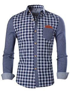 Tom's Ware Mens Trendy Slim Fit Two-toned Checkered Longs... https://www.amazon.com/dp/B00J09JBIE/ref=cm_sw_r_pi_dp_x_-tMjybYZR5D3A