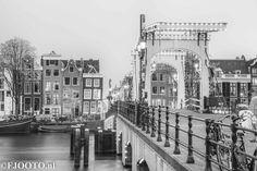 "Ansterdam Amstel "" Magere brug"""