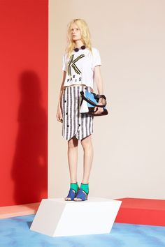 KENZO RESORT COLLECTION SPRING/SUMMER 2014 | tbFAKE