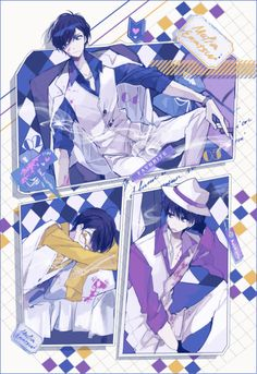 Embedded How To Draw Sans, Hyouka, Disney Tangled, Ichimatsu, Art Studies, Mafia, Anime Guys, Beautiful Images, Character Art