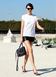 Street Style Report Miranda Kerr