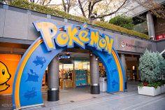 Osaka Pokemon Center. #pokemon #osaka #NEEDTOGOTHERE