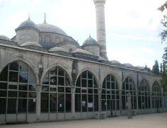 Sokollu Mehmet Pasha mosque-Tavil Mehmet Paşa camii-Constructive: Sokollu Mehmet Pasha-Year built: 1569&1570-Lüleburgaz-Kırklareli