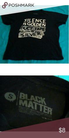 Silence is golden t-shirt Unisex shirt. Hot Topic Tops Tees - Short Sleeve