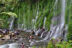 Sooo beautiful! A newly-discovered  Asik-asik falls in Alamada, North Cotabato, Philippines.