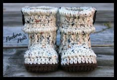 Crochet Pattern Baby Booties - Boys or Girls Dual Ribbed Baby Booties/ Pattern #39. Instant PDF Download - Includes 3 sizes up to 12 months. At Newborn Knots our priority is to create easy to follow crochet patterns that are stylish and comfortable with beautiful textures.  Browse over 100 modern crochet patterns for babies, toddlers and more at https://www.etsy.com/ca/shop/NewbornKnots and be sure to check out our Buy 2 or more and SAVE section for huge discounts! Happy Crocheting ♥