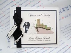 Malcesine Castle, Lake Garda, Wedding guest book