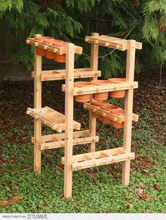 stojak na doniczki