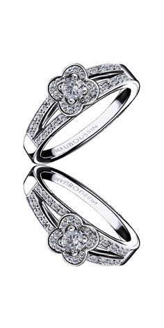 Ring: Chance of Love by Mauboussin OMG je veux cette bague !!!