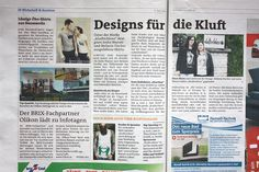 kLuftschloss Presse MeinBezirk Event Ticket, Design, Clothes, Outfits, Clothing, Kleding, Outfit Posts, Coats