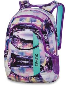 Dakine Purple Backpack - Backpack Her