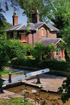 Lock Cottage, Audlem, Cheshire