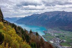Aussicht vom Harder Kulm | Interlaken