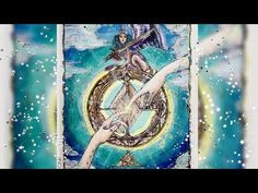 (19) Watercolor Coloring in Mysterious Coloring Book 부자의 그림 - YouTube