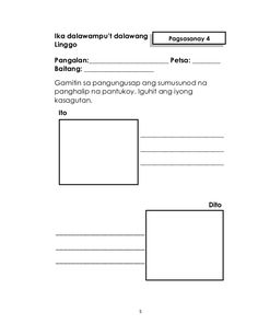 Learning materials / modules in Mother Tongue Base Quarter 3 and 4 Activity Sheets, Elementary Education, Grade 1, Mtb, Base, Learning, Primary Education, Studying, Teaching