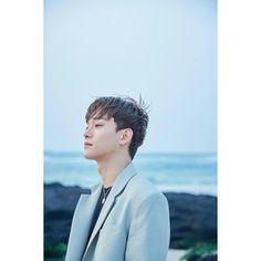 "Chen (첸) - ""april, and a flower"" Teaser Imagine Baekhyun Chanyeol, Park Chanyeol, Exo Chen, Kai, Luhan And Kris, Exo Official, Kim Jong Dae, Kim Minseok, Kpop Exo"