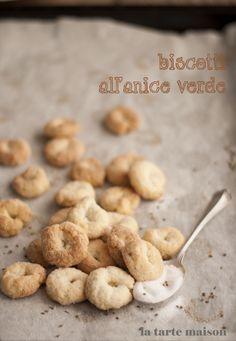 Biscotti all'anice verde di Castignano | La Tarte Maison
