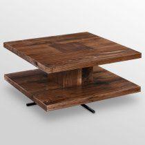 great DIY coffee table idea