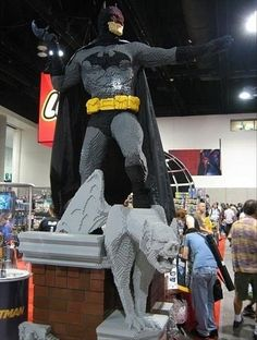 Amazing Lego Creations - I need enough Lego to make this.
