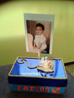 TiquisArte: 15 Fofucho Lunch Box, Frame, Home Decor, Sailor Theme, Great Friends, Christening, Homemade Home Decor, A Frame, Frames