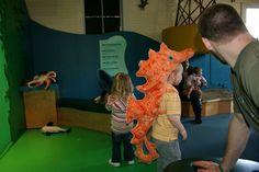 Little Mermaid Jr Seahorse Costume | orange seahorse costume | Little Mermaid Jr. ideas