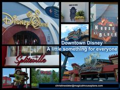 A little something for everyone at Downtown Disney!