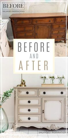 How to blend paint on furniture don t throw away your old furniture 29 upcycled furniture projects you ll love! Chalk Paint Furniture, New Furniture, Furniture Projects, Furniture Makeover, Rustic Furniture, Outdoor Furniture, Bedroom Furniture, Chalk Paint Dresser, Redoing Furniture