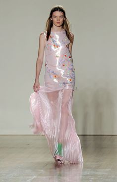 Fyodor Golan. See all our favorite looks from London Fashion Week.